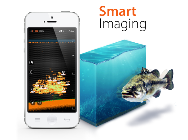 wireless sonar smart imaging technology