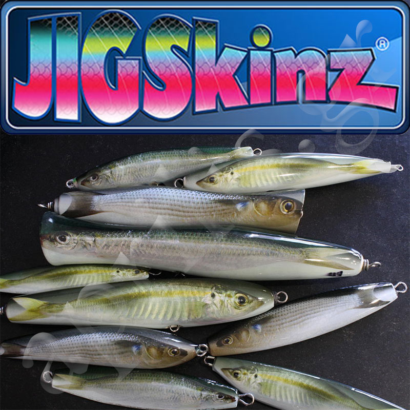 JIGSKINZ Reallife M 155/170x95mm