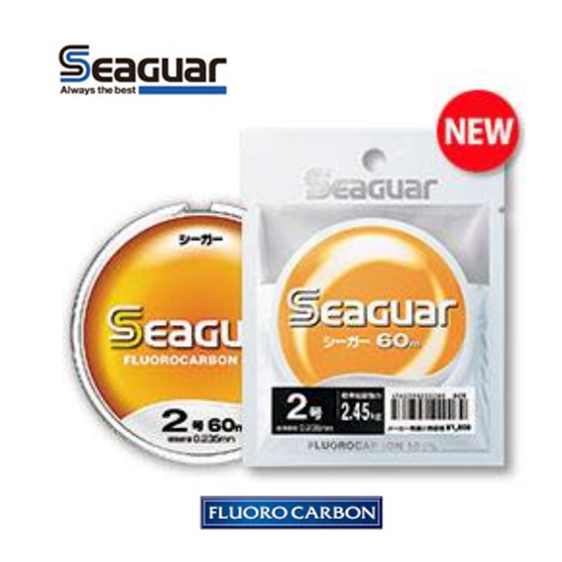 Seaguar Crystal Clear 60m
