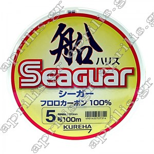 Seaguar Fluorocarbon Crystal Clear 100m